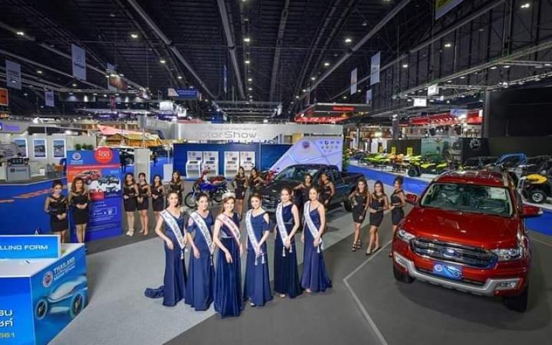 The 1st Yangon International Motor Show 2019