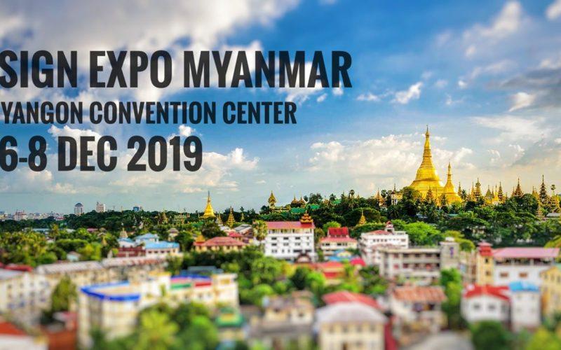 Sign Expo Myanmar 2019