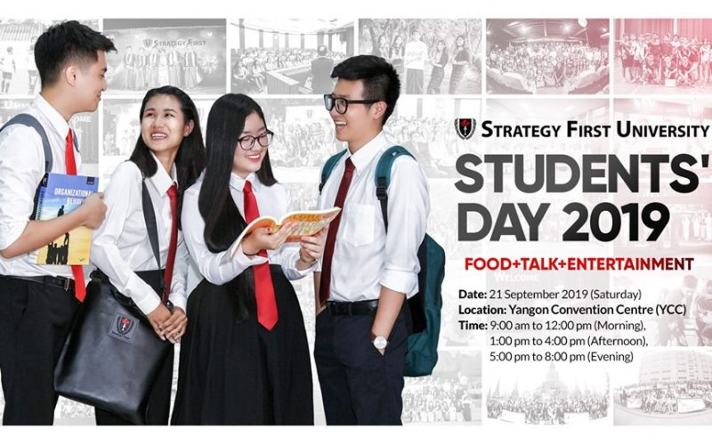 Strategy First University Students' Day 2019