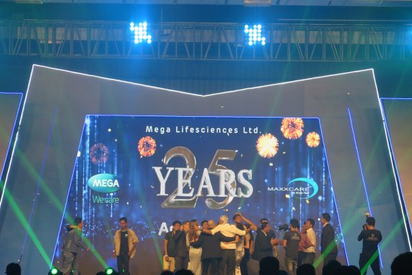 Mega Lifesciences 25th Years Anniversary