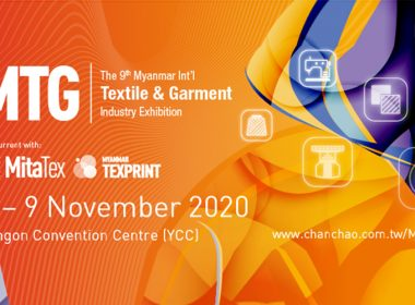 MTG- The 9th Myanmar Int'l Textile & Garment Industry Exhibition